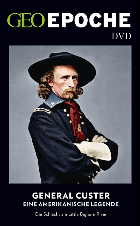 Wilder Westen: In dieser Dokumentation zeichnet der preisgekrönte Filmemacher Stephen Ives das Porträt eines Exzentrikers in Uniform: General Custer