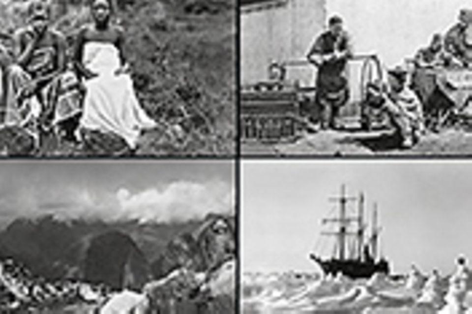 Fotografische Expeditionen: Inhalt des Heftes