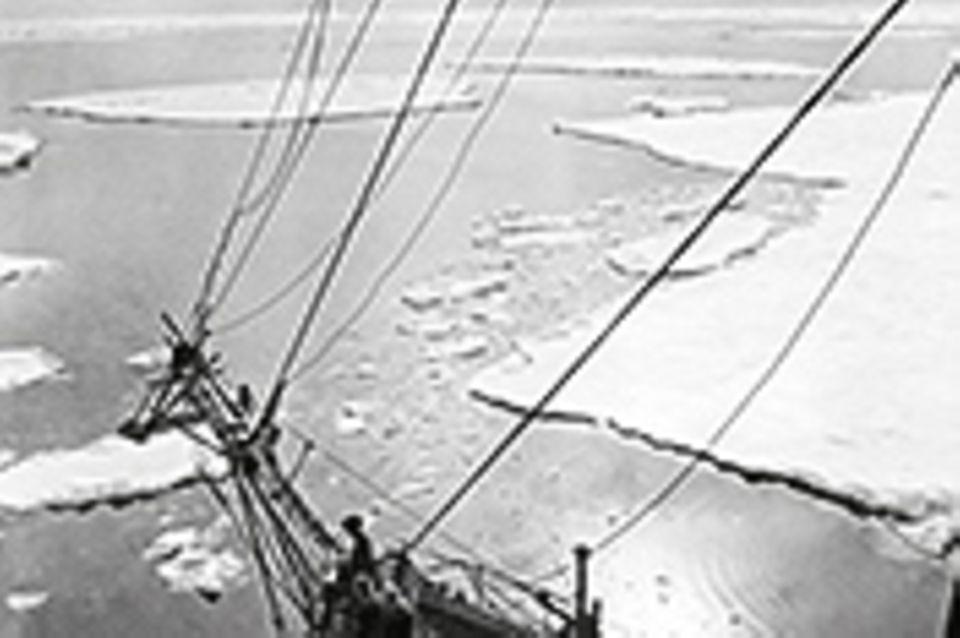Antarktis: Bildstrecke: Irrfahrt im ewigen Eis