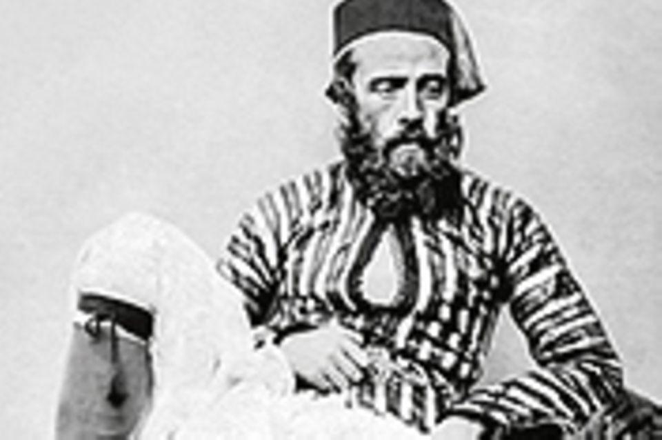 Francis Frith: Essay: Pionier in der Wüste