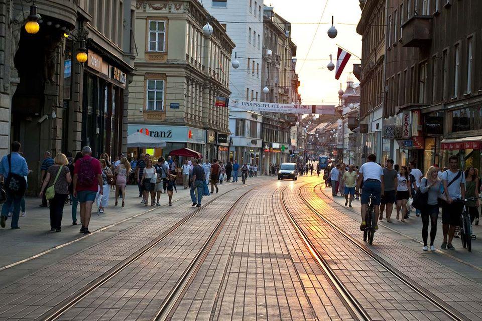 Kroatien: Mit diesen Tipps Zagreb entdecken