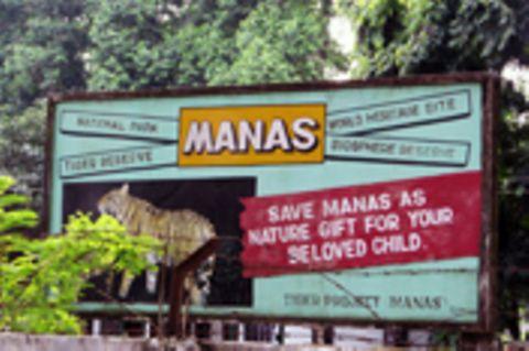 Indien: Verbesserung der Lebensbedingungen um den Nationalpark Manas