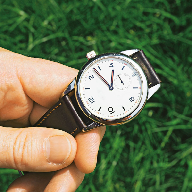 Experiment: Zum Orientieren benötigt ihr nur eine Uhr und die Sonne