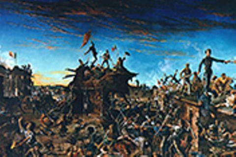 "Wilder Westen: ""Remember the Alamo"""