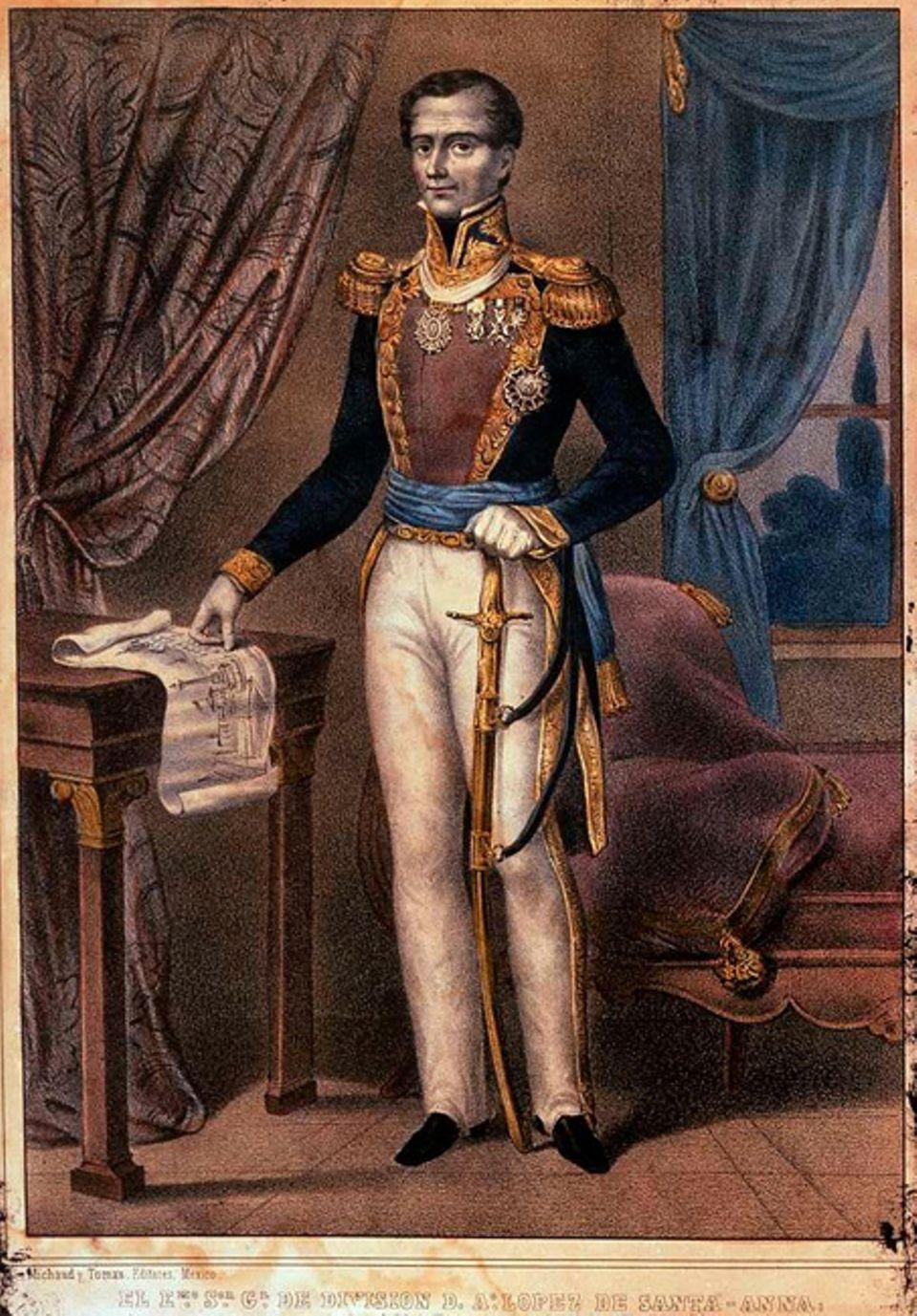 Wilder Westen: General Santa Anna ist entschlossen, in Alamo ein grausames Exempel zu statuieren, das die Texaner zurück in den Gehorsam jagt. Er befiehlt, alle Rebellen ohne Gnade zu töten