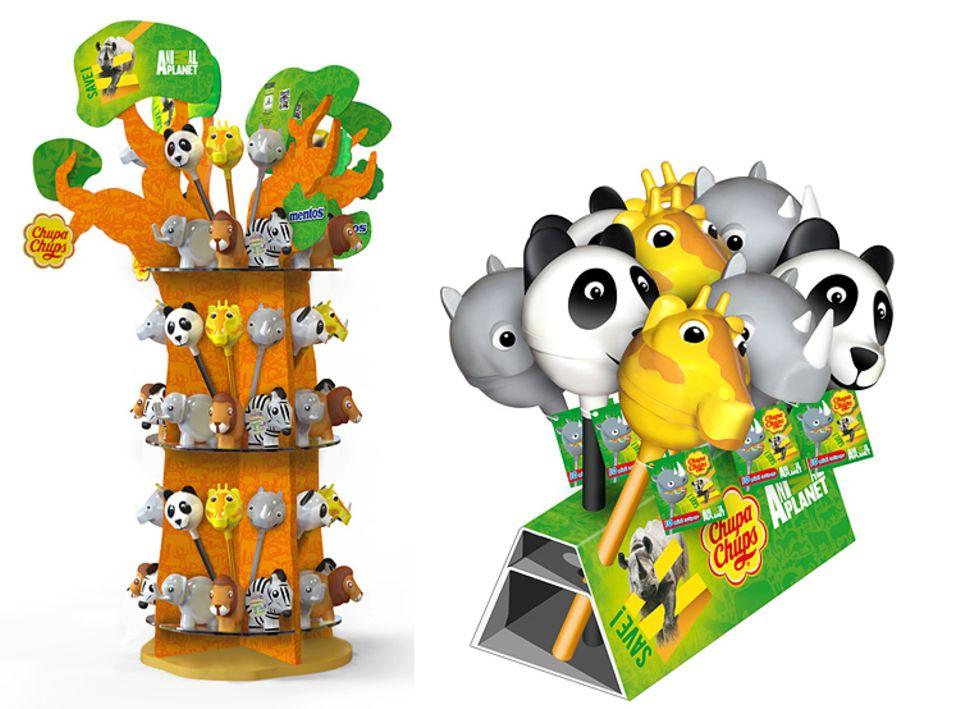 Nashörner: Jedes Produkt hilft. Denn ein Teil der Einnahmen durch den Verkauf werden direkt an die David Shepherd Wildlife Foundation gespendet