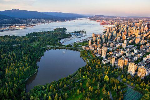 Städtereise: Vancouver in 48 Stunden