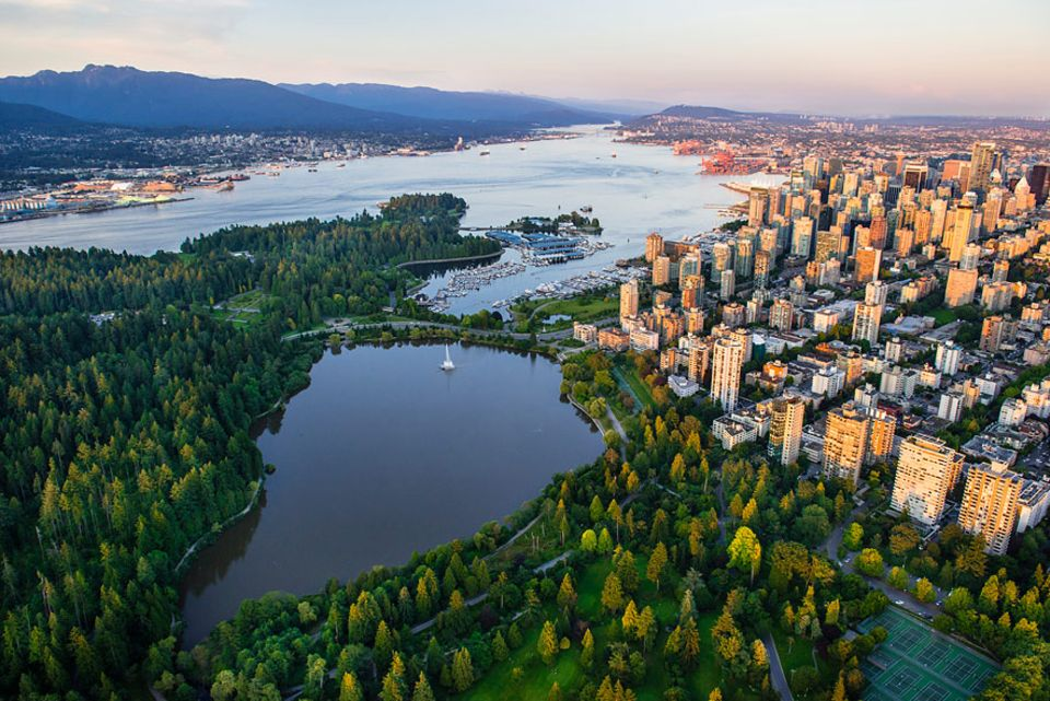 Städtereise: Das grüne Herz von Vancouver - der Stanley Park wurde nach dem Kolonialminister Frederick Arthur Stanley benannt