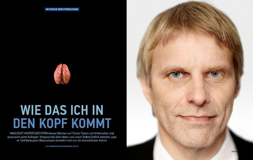 Interview: Die Aufmacher-Doppelseite zum Thema aus GEO 9/2014