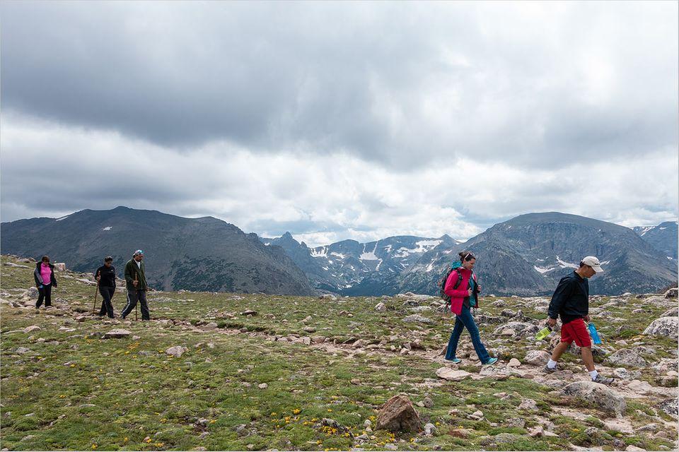Rocky Mountains Nationalpark: Wildnis für jedermann