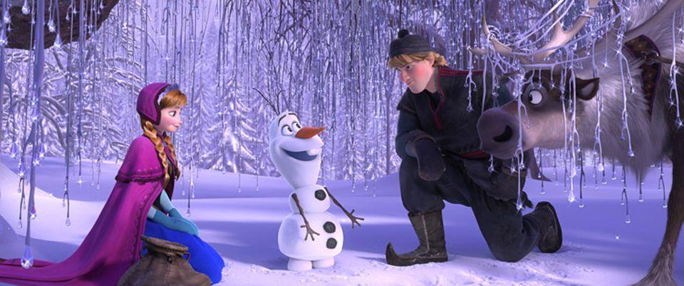 Kino: Noch sieht man Kristoff nicht an wie nett er ist