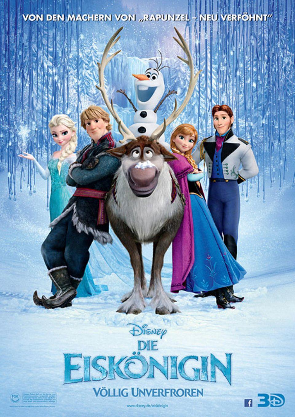 """Kino: Kinotipp: Disneys """"Die Eiskönigin"""""""