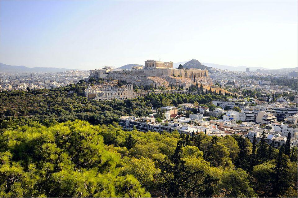 Städtereisen: Verborgene Schätze in Athen