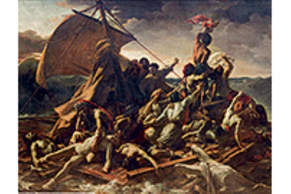 """Ein Werk und seine Geschichte: Théodore Géricault: """"Das Floß der Medusa"""""""