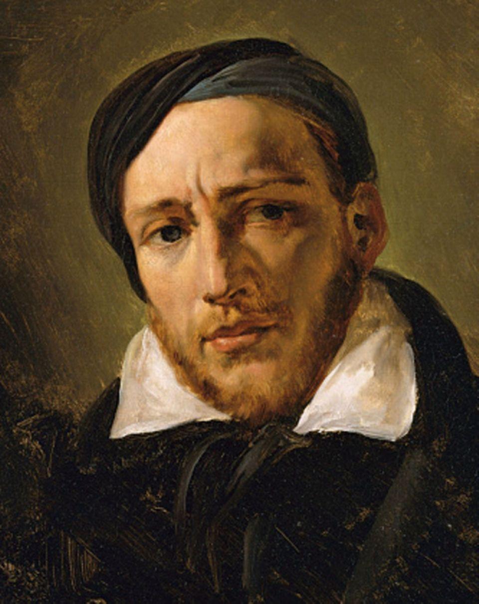 Ein Werk und seine Geschichte: Théodor Géricault: Der Franzose (1791–1824) braucht keinen Gönner. Dank einer Erbschaft ist der ehrgeizige Künstler unabhängig und kann malen, was er will