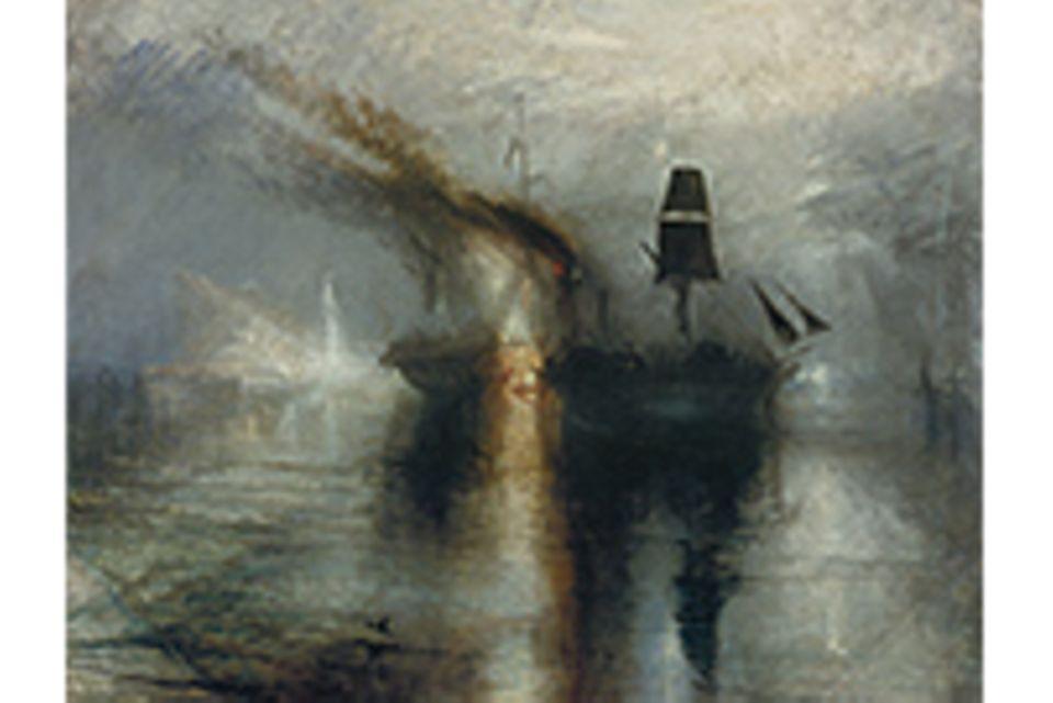 """Ein Werk und seine Geschichte: William Turner: """"Frieden"""""""