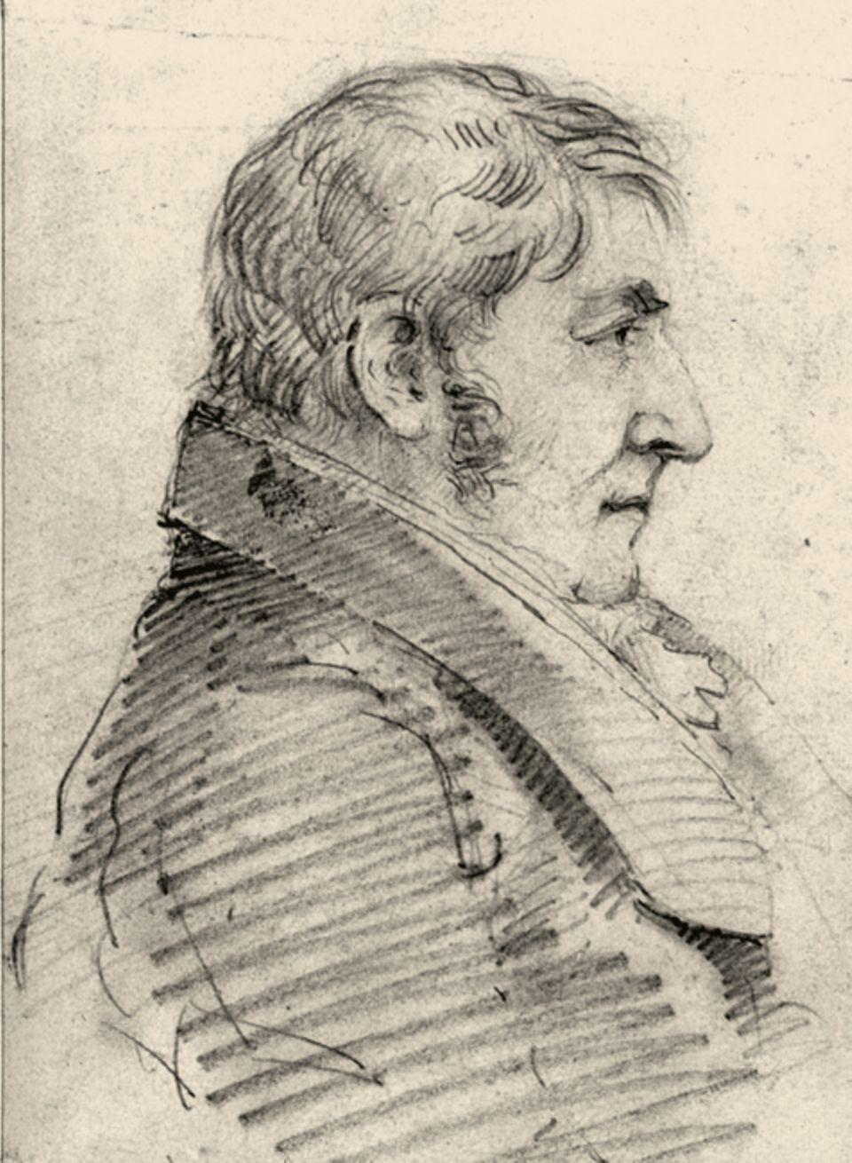 Ein Werk und seine Geschichte: William Turner: Von Kritikern wird der Malstil des Londoners als überdreht verspottet - trotzdem verdient er schon zu Lebzeiten ein Vermögen