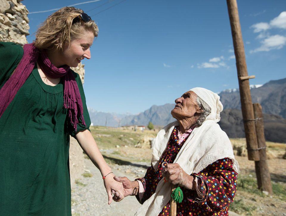 Forschung: Die Gewinnerin des ersten GEO-Stipendiums: die Ethnologin Stefanie Kicherer