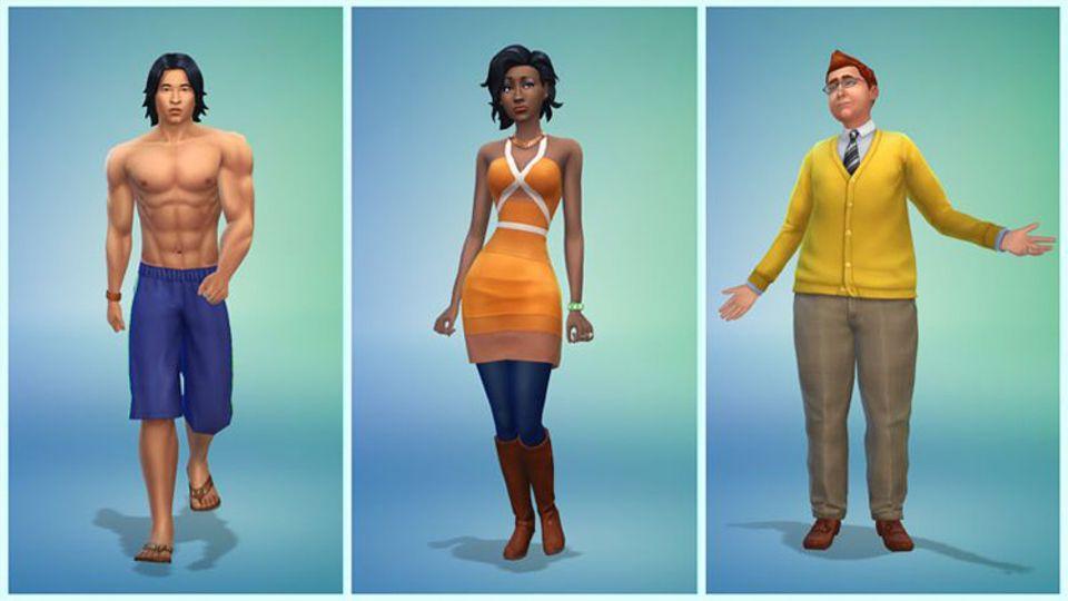 Spieletest: Die neuen Sims glänzen durch ihre Ausdrucksstärke