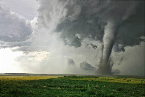 Klima: Wirbelstürme: Seltener und heftiger