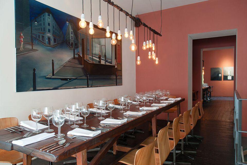 REISETIPPS: Für gutes Essen einer der besten Adressen im Viertel - Muse
