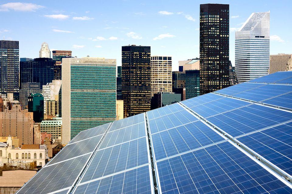 Grüne Wirtschaft: Besseres Wachstum, besseres Klima?