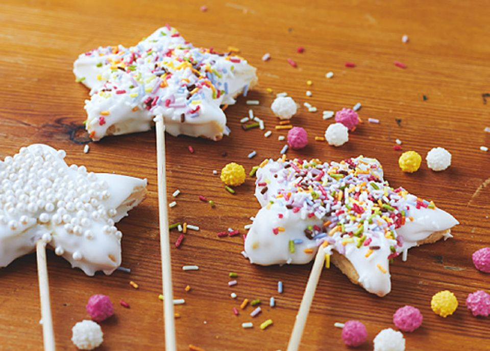 Rezept: Zauberhafte Cake-Pops