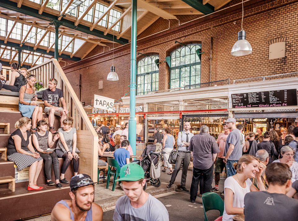 Interview: Immer wieder Donnerstags in der Markthalle IX in Kreuzberg - hier ist der Street Food Thursday die Adresse für gutes Essen