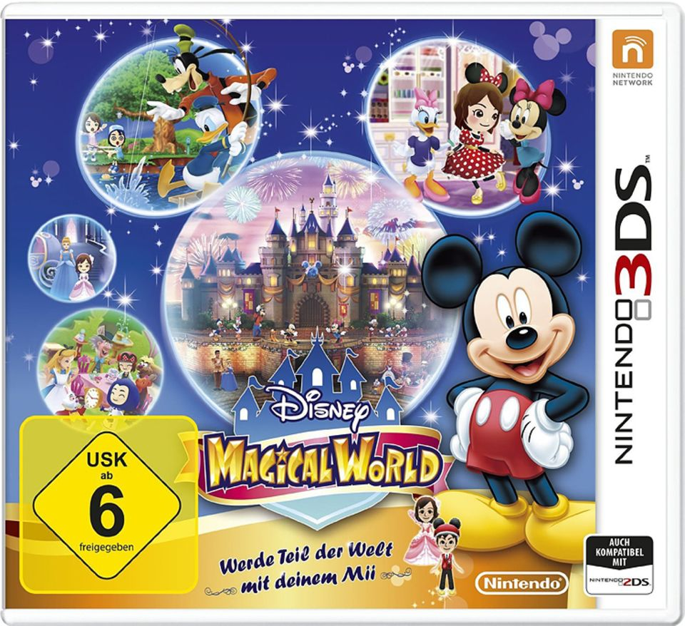 Spieletest: Spiel-Cover Magical World