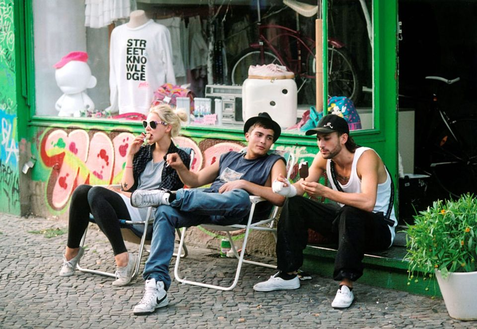 Das Lesestück: Das Lebensgefühl in Berlin ist das, worum viele Metropolen die deutsche Hauptstadt beneiden