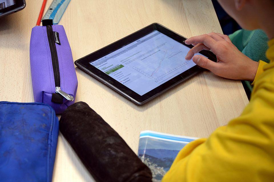 Lernen mit neuen Medien: Digital macht schlau!