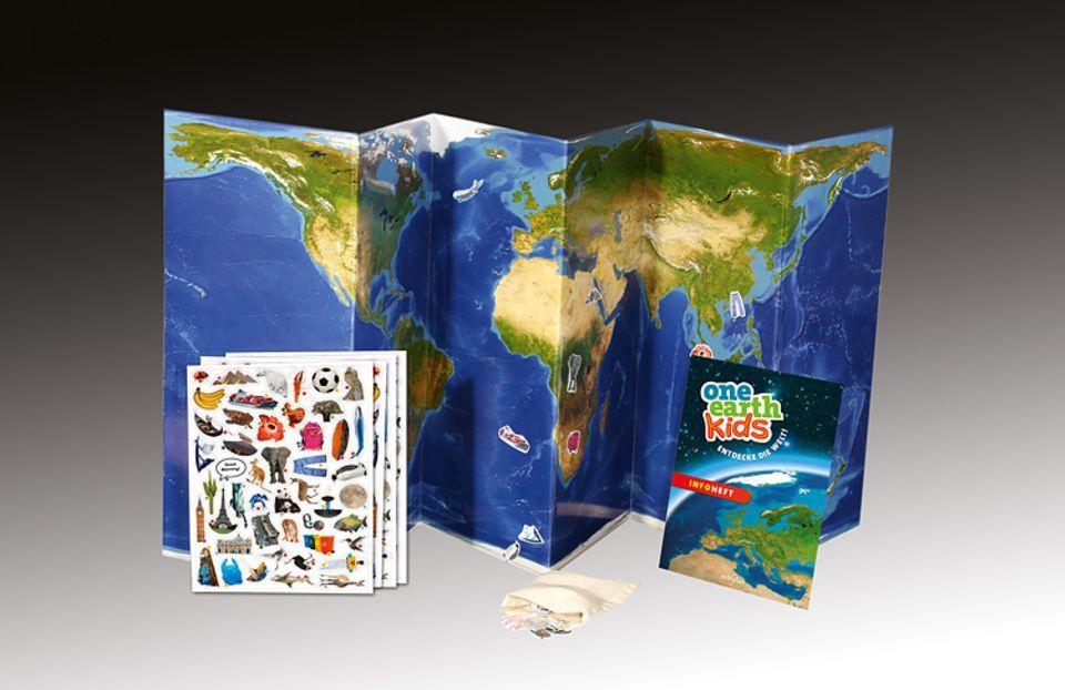 Magnetspielbuch: Ein riesiges Magnetspielbuch mit 180 Magnetstickern und umfangreichem Infoheft