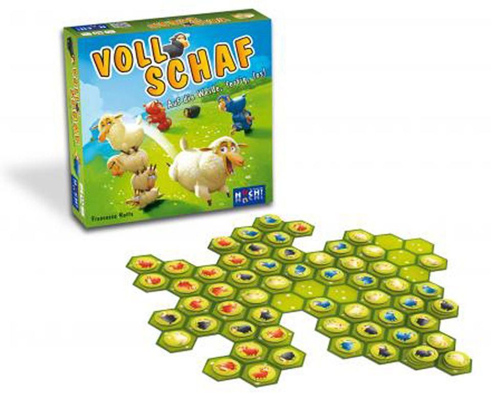 Spieletests: Spieltipp: Voll Schaf