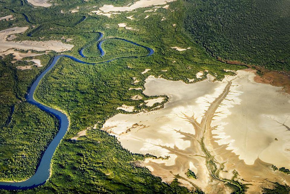 Northern Territory: Der Kakadu-Nationalpark ist halb so groß wie die Schweiz und zählt zu den artenreichsten Nationalparks im Northern Territory