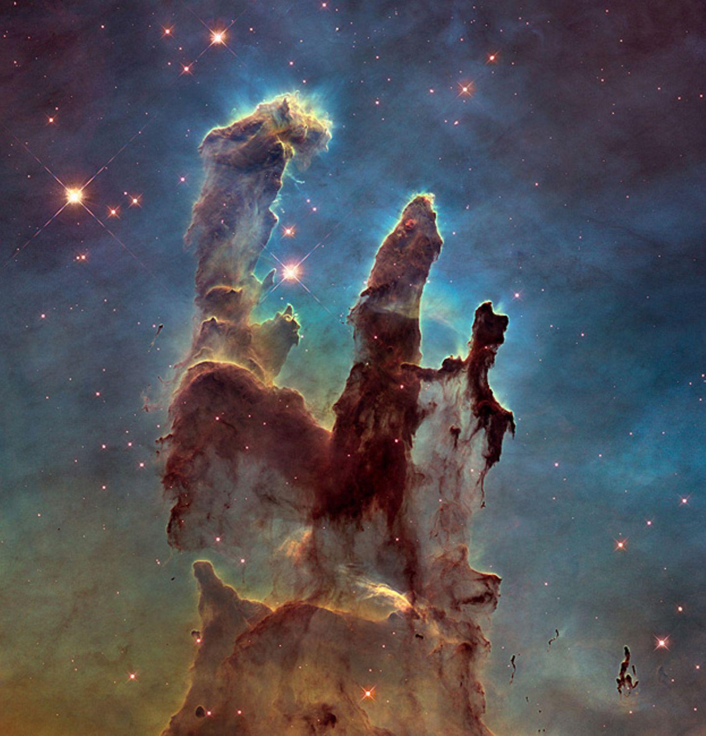 Säulen der Schöpfung