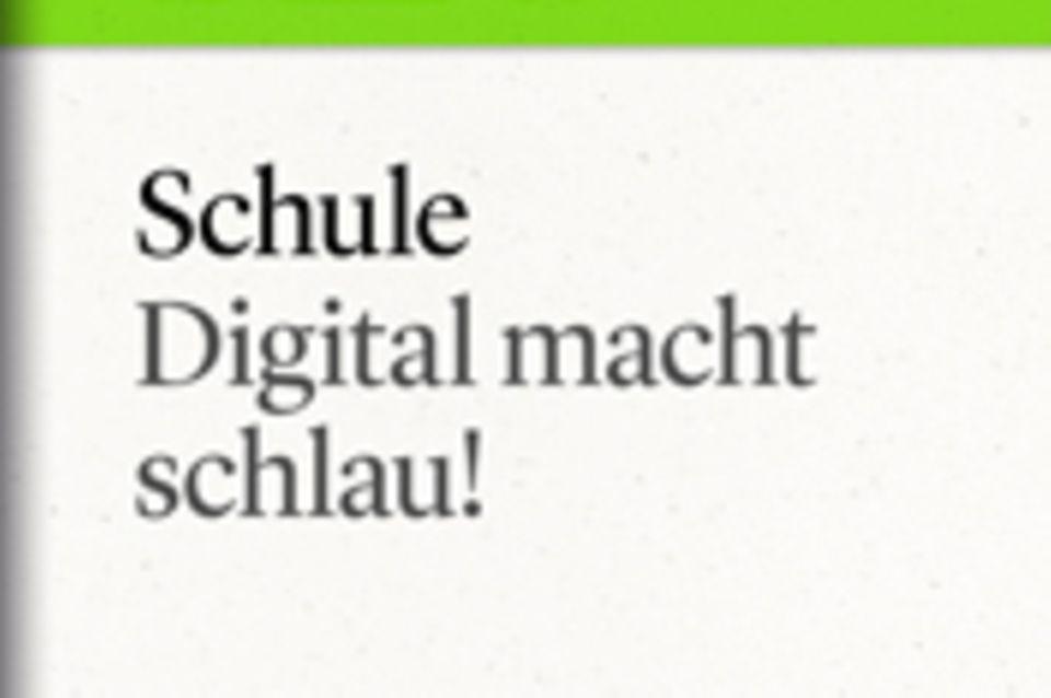 "Digital macht schlau: GEO eBook ""Schule"""