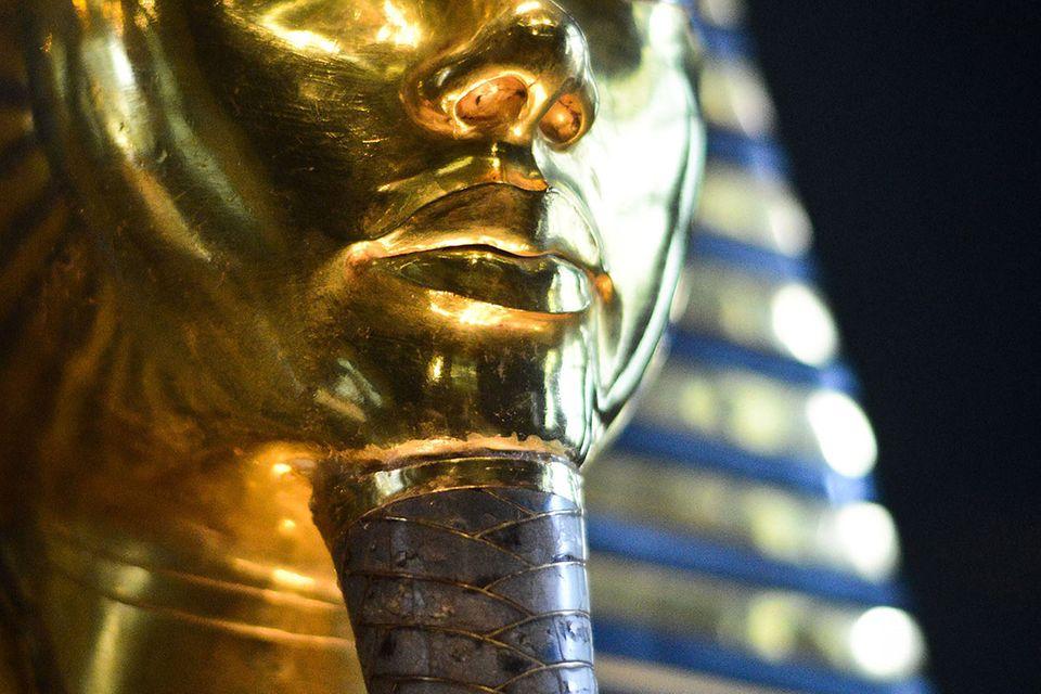 Expertenstreit um Tutanchamun: Beim Barte des Pharaos!