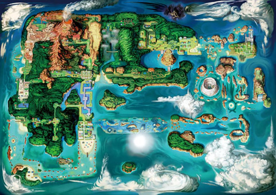 Nintendo 3DS: Spieltipp: Pokémon Omega Rubin und Alpha Saphir