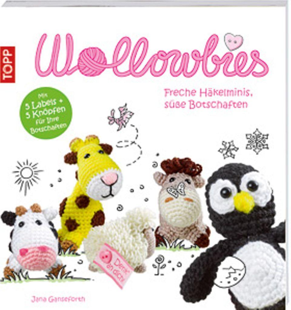 DIY: Wollowbies: Freche Häkelminis, süße Botschaften