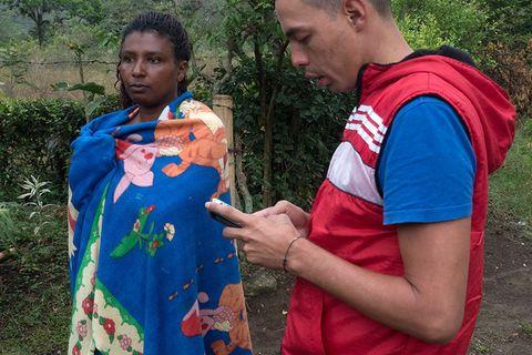 Menschenrechte in Kolumbien: Überleben für den Frieden