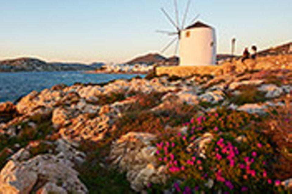 Griechenland: Die GEO-Special-Inselroute