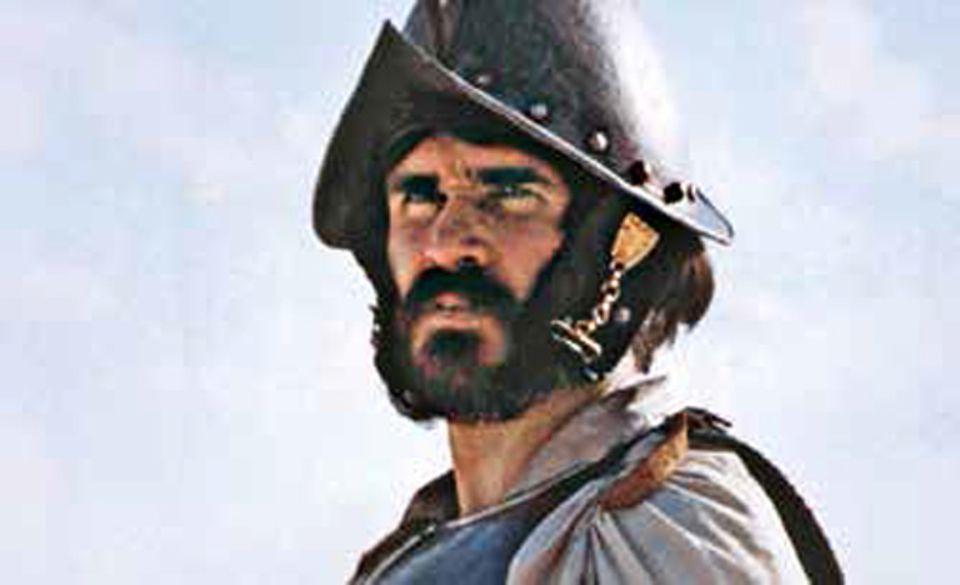Südamerika: Als Hernán Cortés 1519 die aztekische Kapitale Tenochtitlán erreicht, begrüßt ihn deren Herrscher Montezuma freundlich und lässt ihn in einem seiner Paläste wohnen. Montezuma meint wohl, einen Gast zu empfangen, der bald wieder gehen wird. Doch Cortés nimmt ihn gefangen - und zerstört Tenochtitlán