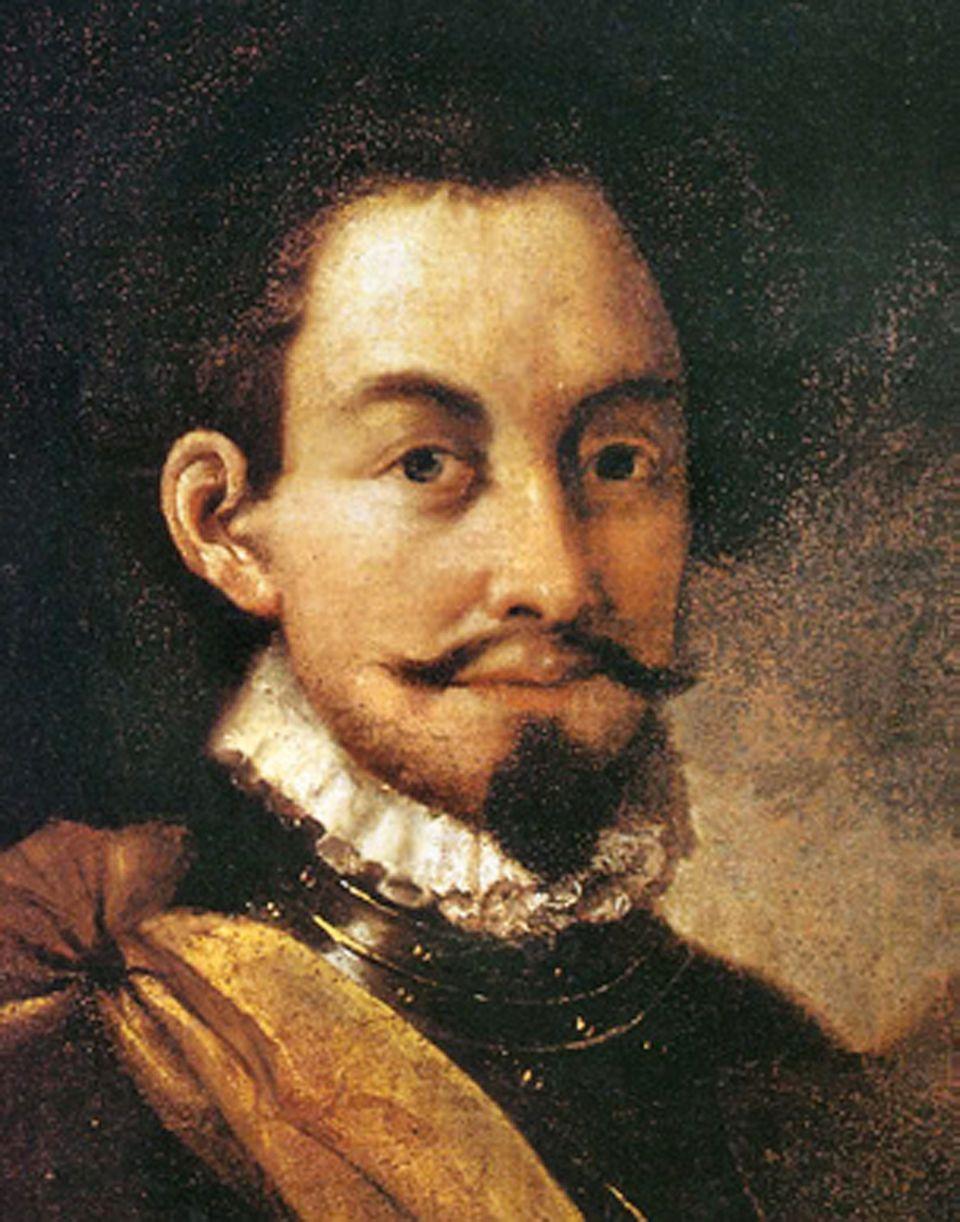 El Dorado: Philipp von Hutten (1505-1546): Fast acht Jahre lang durchstreift der deutsche Ritter auf der Suche nach Gold die südamerikanische Wildnis