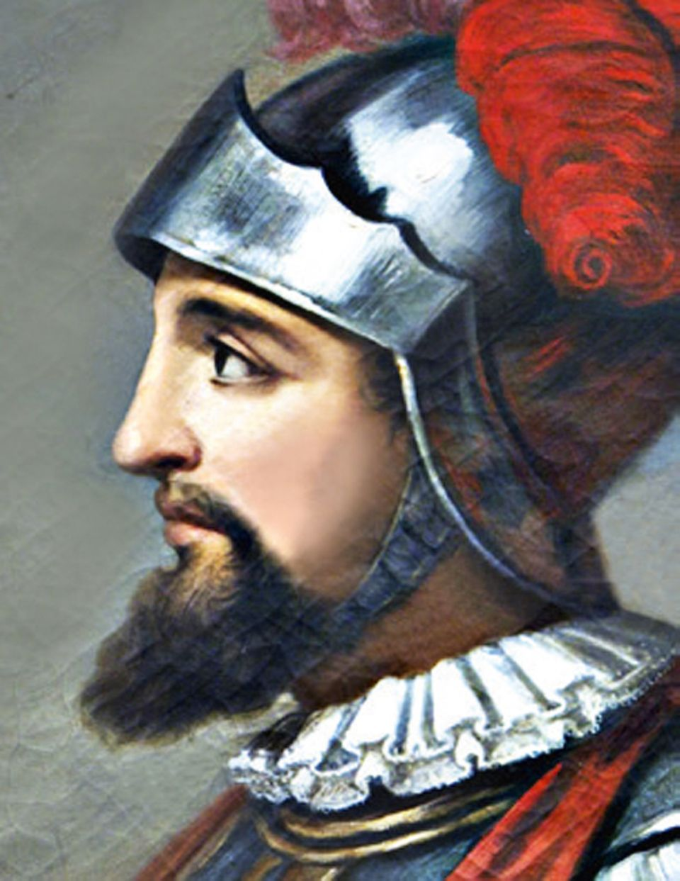 """El Dorado: Núnez de Balboa (1475–1519): 1513 erreicht er über die Landenge von Panama den Pazifik - und nimmt das """"Südmeer"""" für Spanien in Besitz"""