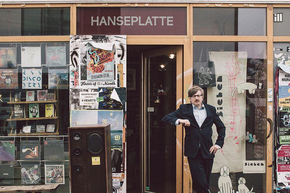 Das Lesestück: Hamburgs coolste Plattenläden