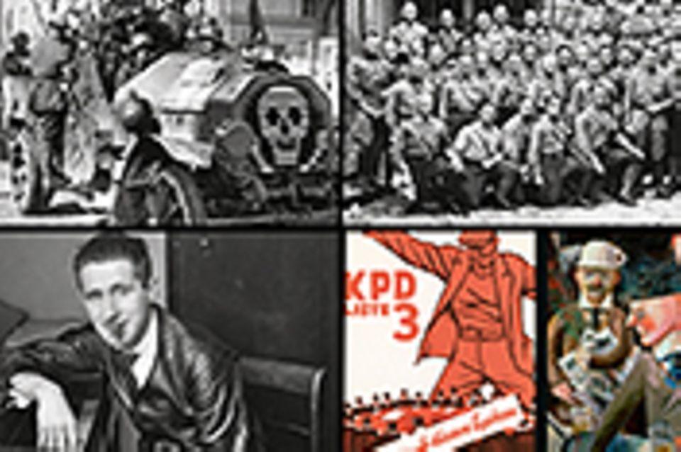 Geschichte in Bildern: Inhalt des Heftes
