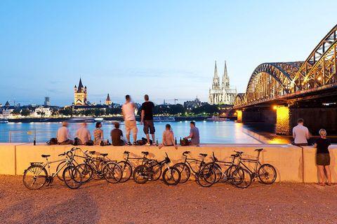 Reisetipps: Köln: Rhein ins Vergnügnen
