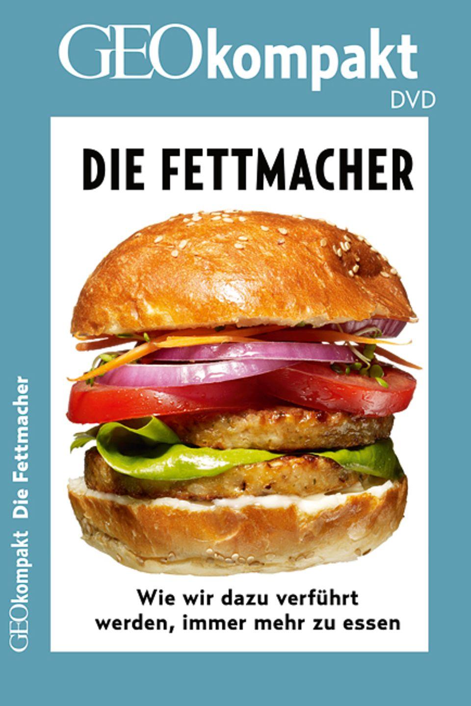 """Gesunde Ernährung: GEOkompakt Nr. 42 """"Gesunde Ernährung"""" ist auch mit DVD erhältlich"""