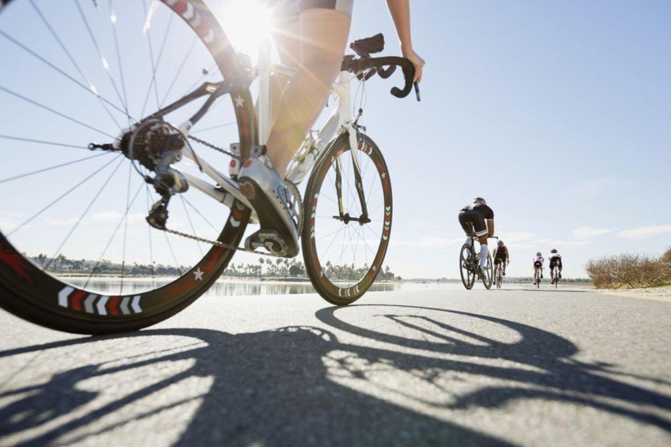 Epigenetik: Wer Fahrrad fährt, trainiert auch seine Gene