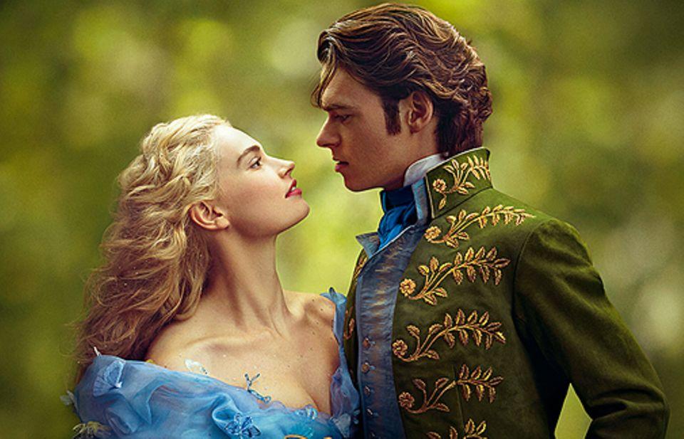 Filmtipp: Happy End: Ob Ella und ihr Prinz am Ende zueinander finden?